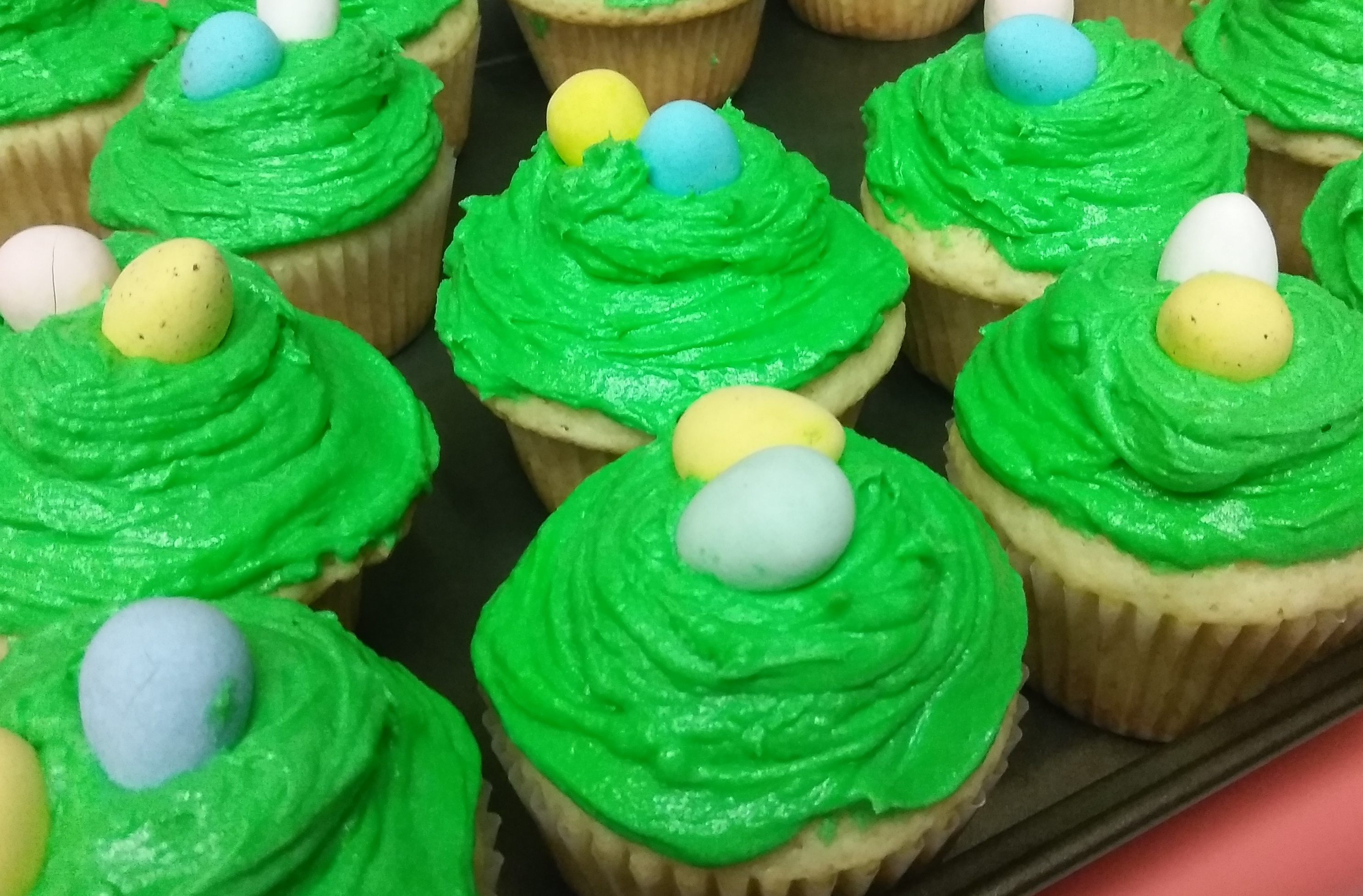 Kids Bake And Decorate Spring Break Easter Cupcake Fun With Chef